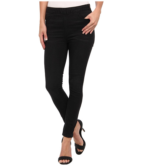 Blugi Free People - High Rise Side Zip Jean - Spyder Wash