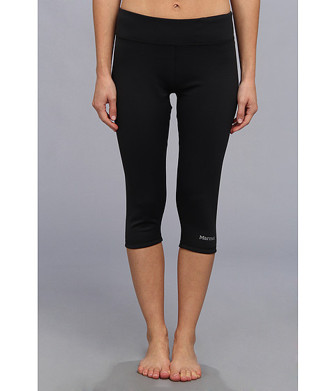Pantaloni Marmot - Catalyst 3/4 Reversible Tight - Black/Dark Steel