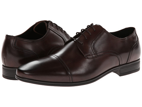 Pantofi Kenneth Cole Reaction - Deter-Mined - Brown Leather