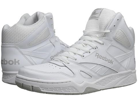 Adidasi Reebok - Royal BB4500 Hi - White/Steel