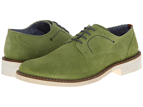 Pantofi Ben Sherman - Flynn - Light Green Suede