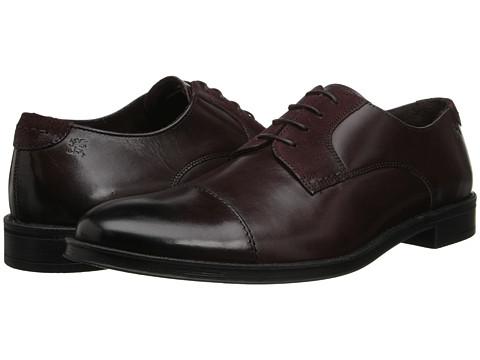 Pantofi Stacy Adams - Caldwell - Burgundy Hand Burnished Leather