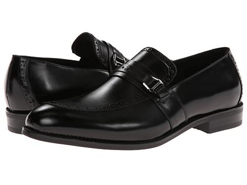 Pantofi Stacy Adams - Gavin - Black Leather