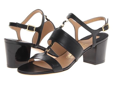 Pantofi Salvatore Ferragamo - Petronilla - Nero