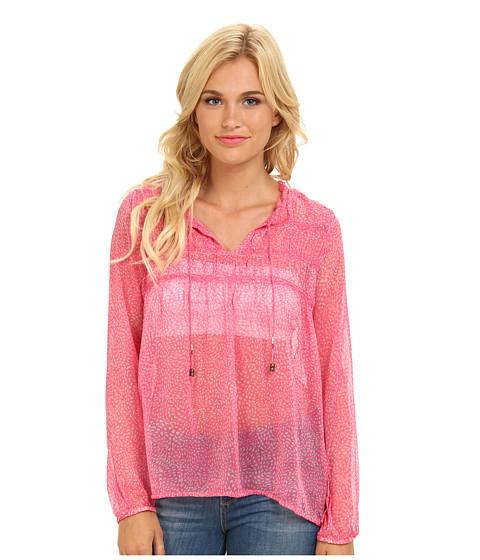 Bluze Roxy - Gypsy Garden - Rosy Pink Print
