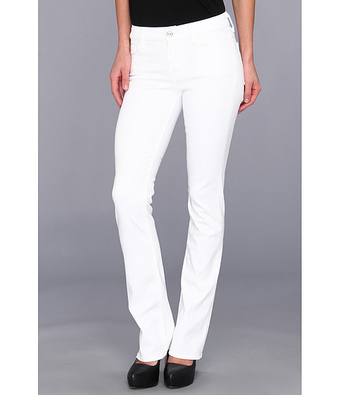Blugi 7 For All Mankind - The Skinny Bootcut in Clean White - Clean White