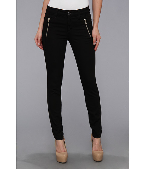 Blugi Joes Jeans - Jane Military Colors Oblique Zip Skinny Ankle - Black