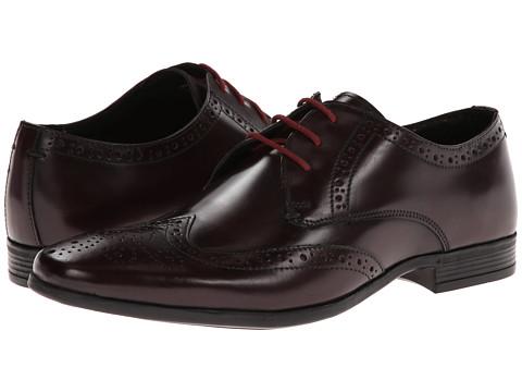 Pantofi Ben Sherman - Alfie - Bordo