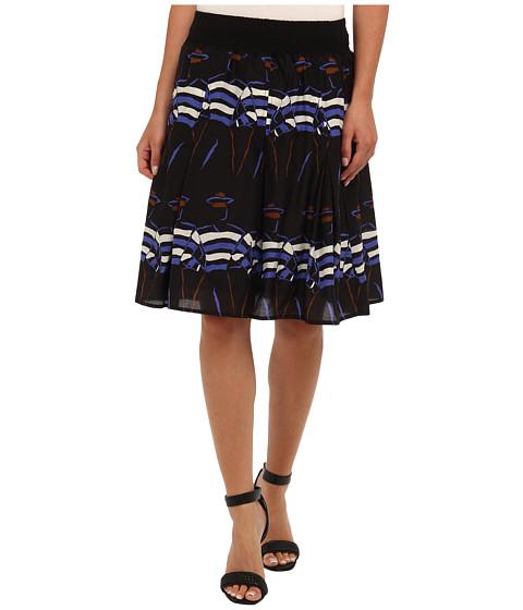 Fuste NIC+ZOE - Indian Summer Gondolier Flirt Skirt - Multi