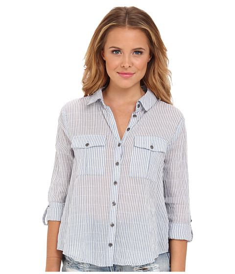 Bluze Free People - Party In Back Top - Oxford Combo