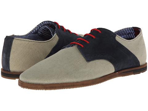 Pantofi Ben Sherman - Morris - Beige/Olive