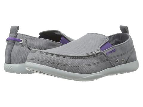 Pantofi Crocs - Walu - Charcoal/Light Grey