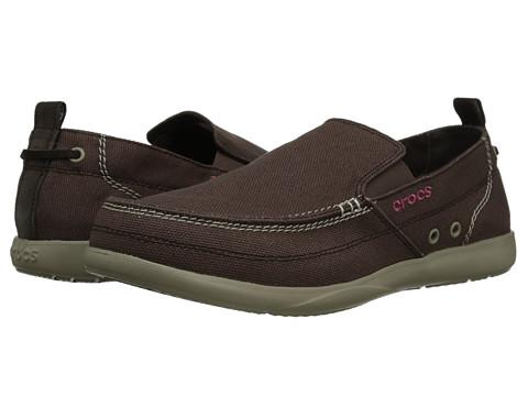 Pantofi Crocs - Walu - Espresso/Clay
