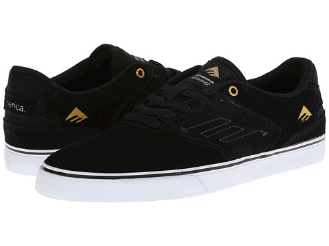 Adidasi Emerica - The Reynolds Low Vulc - Black/White