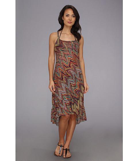 Lenjerie Lucky Brand - Color Splash Adjustable Straps Dress Cover-Up - Multi