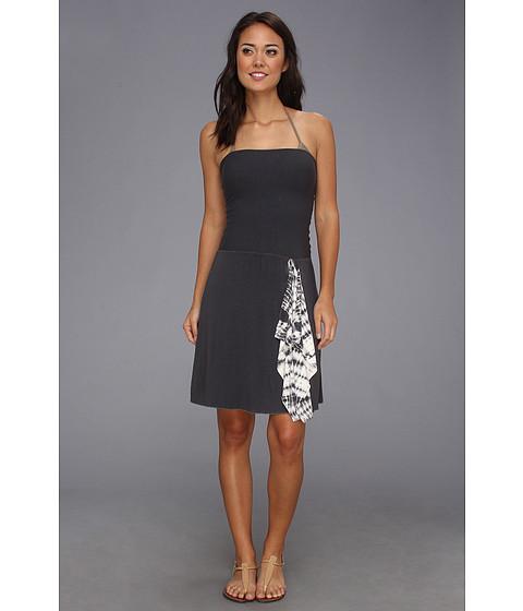 Lenjerie Lucky Brand - Suddenly Summer Convertible Dress/Skirt Cover-Up - Charcoal