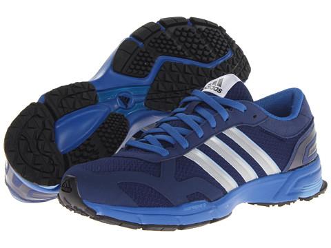 Adidasi Adidas Running - Marathon 10 NG - Night Blue/Bahia Blue/Metallic Silver