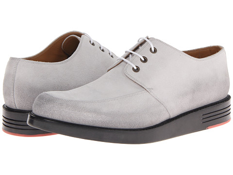 Adidasi Marc Jacobs - Lace Up Oxford - White