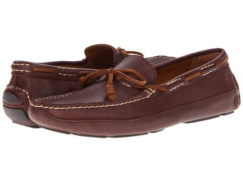 Pantofi Tommy Bahama - Pompai - Dark Brown
