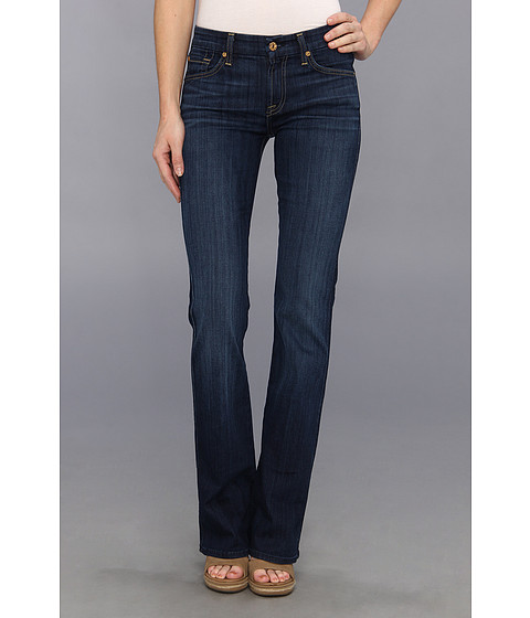 Blugi 7 For All Mankind - Kimmie Bootcut in Slim Illusion Malibu Coast - Slim Illusion Malibu Coast