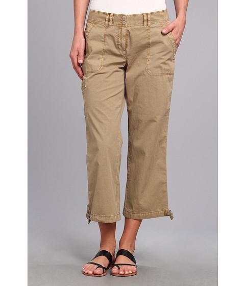 Pantaloni Tommy Bahama - Marlo Ripstop Crop - Porcini