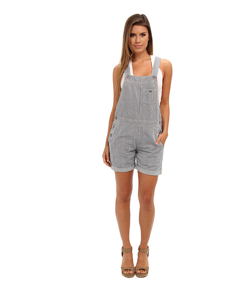 Pantaloni Big Star - Heather Shortall in Faded Stripe - Faded Stripe