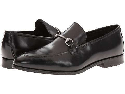 Pantofi Florsheim - Jet Bit - Black Smooth