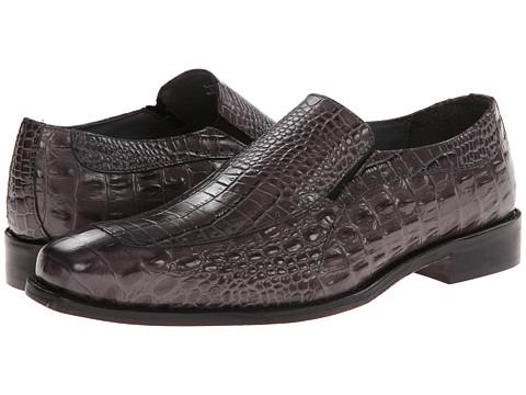 Pantofi Stacy Adams - Parisi - Gray Crocodile & Hornback Print Leather