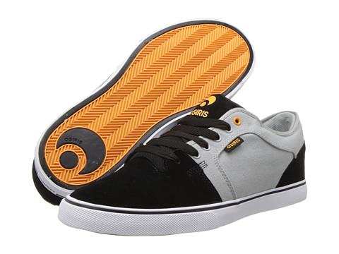 Adidasi Osiris - Decay - Black/Grey/Orange