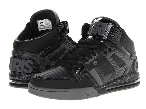 Adidasi Osiris - Rucker - Black/Charcoal/Black
