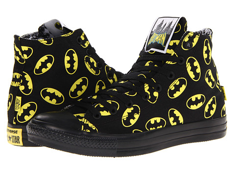 Adidasi Converse - Chuck Taylor® All Star® Hi - DC Comics™ - Batman