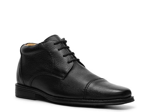 Pantofi Sandro Moscoloni - Brady Chukka Boot - Black