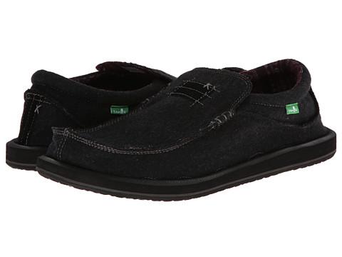 Pantofi Sanuk - Kyoto Felt - Charcoal