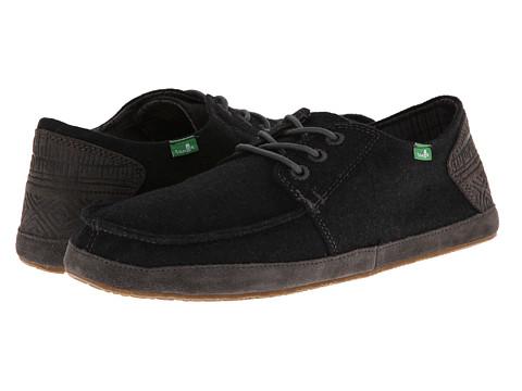 Pantofi Sanuk - Mainsteez - Black