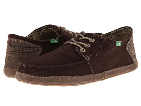 Pantofi Sanuk - Mainsteez - Brosn