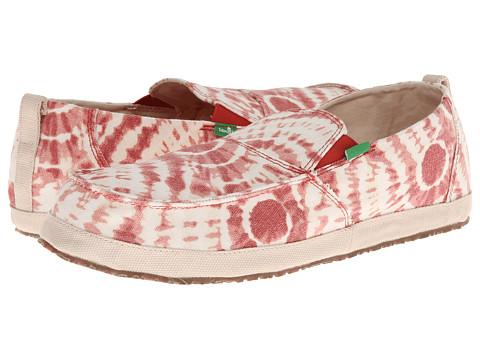 Pantofi Sanuk - Regal Isaac - Tomato
